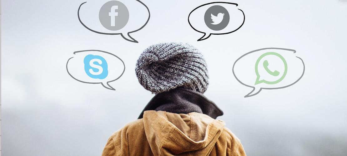 social media is killing